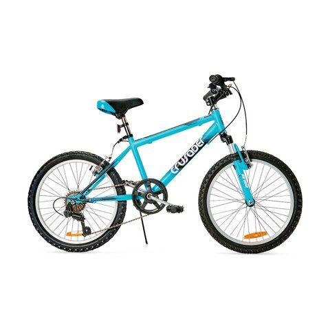 50cm Crusader Mountain Bike Kids Mountain Bikes Mountain Biking