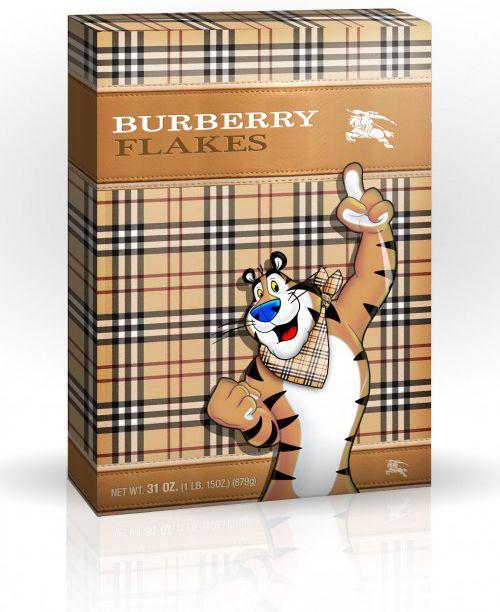 Burberry Flakes