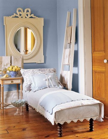 This petit daybed design is perfect for the petits of your home.