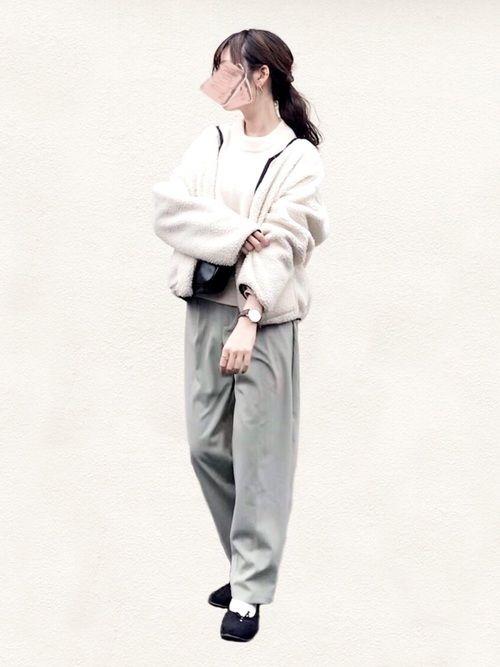Gu タック コクーン シルエット パンツ GUのおすすめ優秀美脚パンツ5選。脚が細く見えるとSNSで話題!?