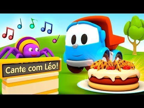 Cancoes Infantis Cante Com Leo O Caminhao Colecao Youtube