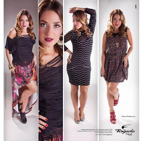 Revista MMModa, Combo Publicidade para a Fisgada Moda Feminina