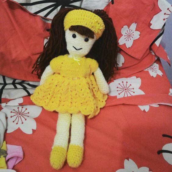 Boneca Anastácia