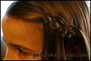 little girl hairsyles