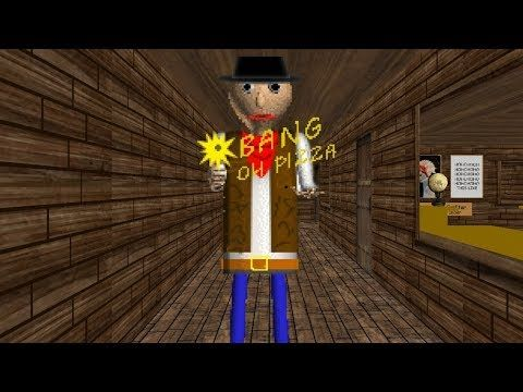 Sheriff Baldi Found Baldi S Basics In Education And Learning