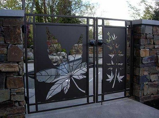 Pin On Contemporary Gate Designs