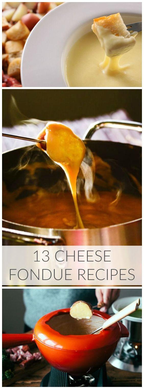 13 Festive Cheese Fondue Recipe @safeway #ad #CheeseSale