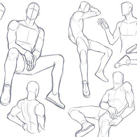 Art Sketches Pose Anatomy Rejuch Body Reference Drawing Anatomy Sketches Art Reference Poses