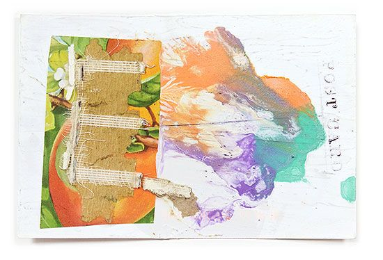 Post Card Art Gang: TRAIL CLIP