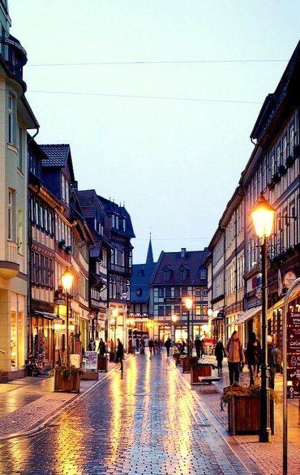 Wernigerode (Sachsen-Anhalt), Germany