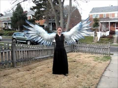 Can You Craft A Giant Harpy Feather