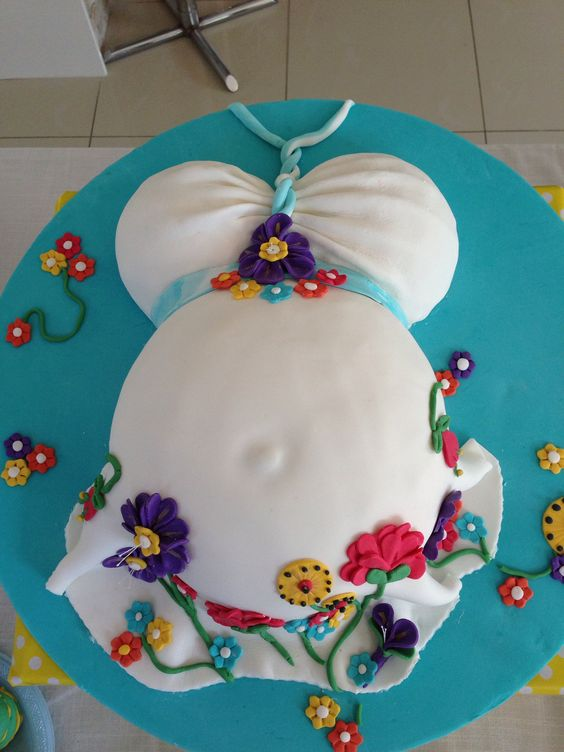 baby bump cake belly cake for baby shower cakes 1418