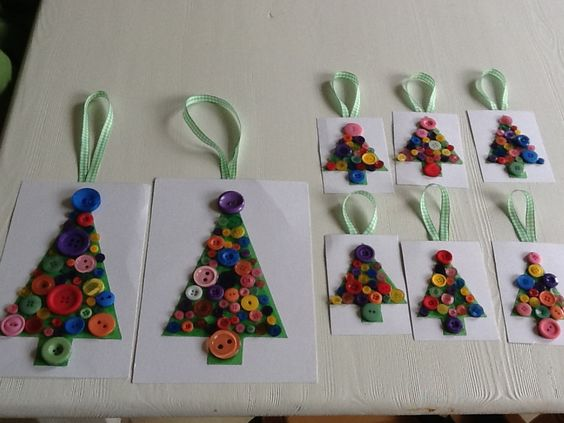 Christmas craft with my 4 year old christmas for Painting ideas for 4 year olds