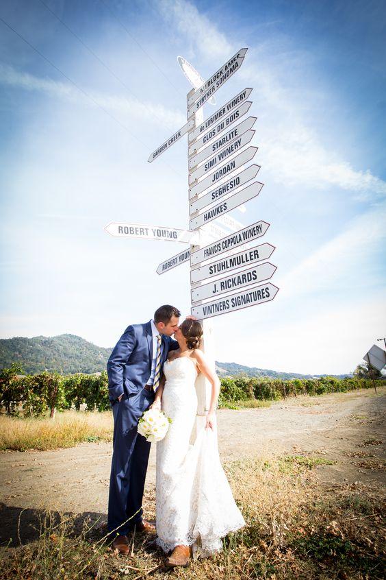 Sonoma CA wedding