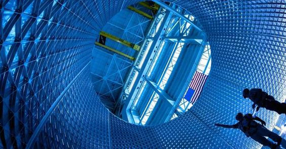 Boeing builds the most powerful rocket ever made    - Boeing's Space Launch System, or SLS, has one customer and one mission: to take Americans into deep space.