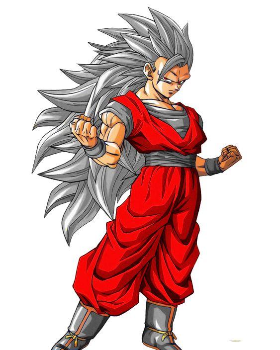 Goku super saiyan 5 or 6 by o121do1 on DeviantArt | best ...