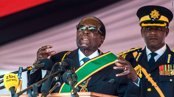 How Robert Mugabe killed Zimbabwe's economy