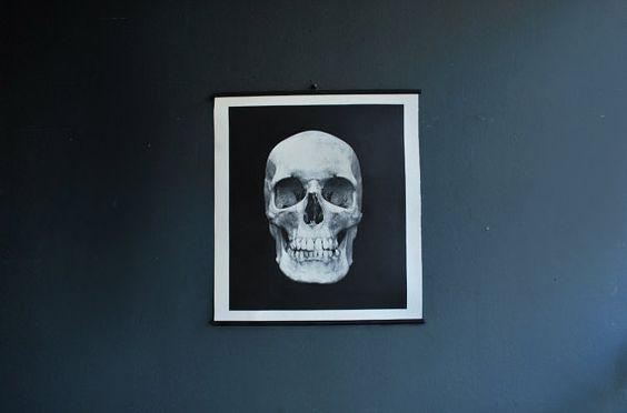 Skull Print (Mounted)  $98