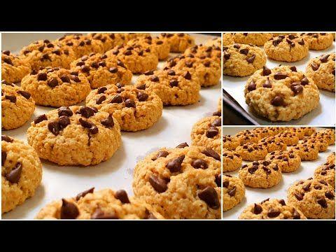 والله متشبعو كوكيز رائع جدا هشيش ولذيذ واقتصادي سريع التحضير حسن من جاهز بكمية وفيرة فقط4دراهم شوفان Youtube In 2021 Food Desserts Cookies