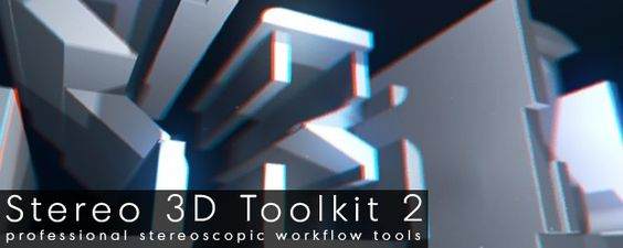 3D Streaming - STEREOSCOPY - Topic: AESCRIPTS presents Stereo 3D Toolkit 2 for #AE , #MAYA , #Cinema4D (1/1)