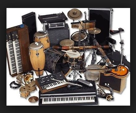 essay about musical instruments