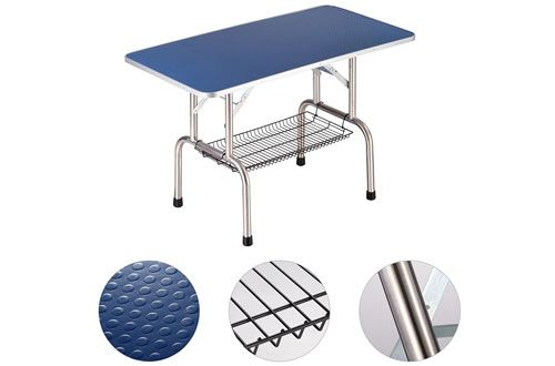 Top 10 Best Portable Dog Grooming Tables With Adjustable Arm In 2020 Dog Grooming Grooming Table