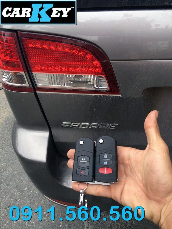 chìa khóa cho ô tô Ford Escape