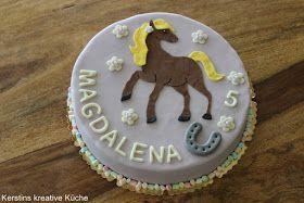 Pferde Torte Kuchen Kindergeburtstag Pferd Pferd Torte Kindergeburtstag Kuchen Madchen