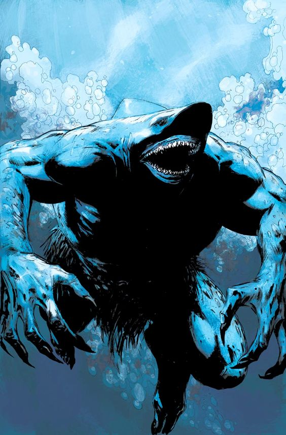 King Shark by Jackson Guice