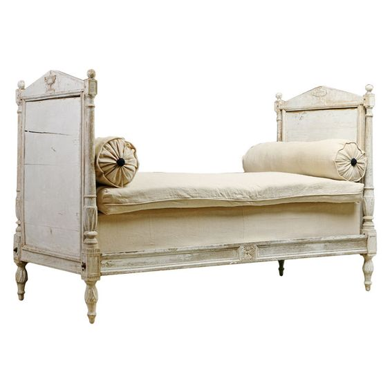 Google Images Daybeds : French antique directoire painted daybed google