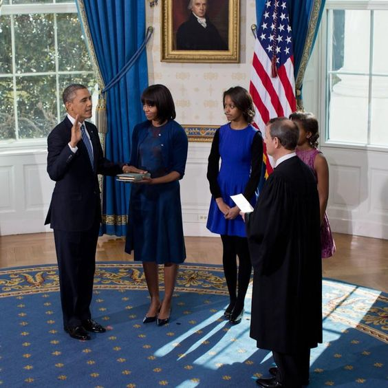 petesouza (archived) on Mr president, Barack obama and - oath of office template