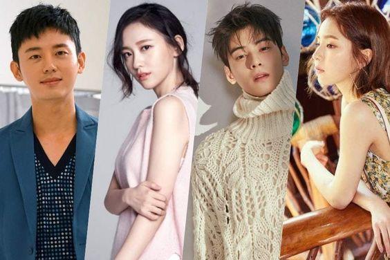 Lee Ji Hoon And Park Ji Hyun To Join Shin Se Kyung And Cha Eun Woo In Upcoming Historical Drama
