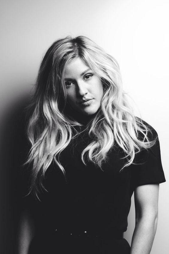 Ellie Goulding! My favorite singer!