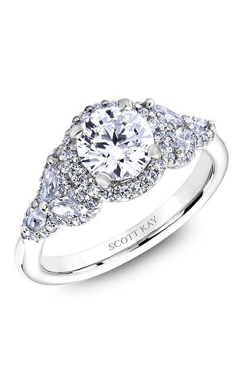Shop Scott Kay M2573RM510 Engagement rings | Bailey Banks & Biddle