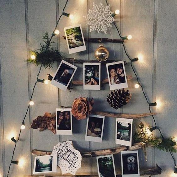 Schon Bald Sind Coole Ideen Fur Den Christbaum Gefragt Als Alternative Zur Klassische Christmas Decorations Bedroom Christmas Room Decor Christmas Decorations