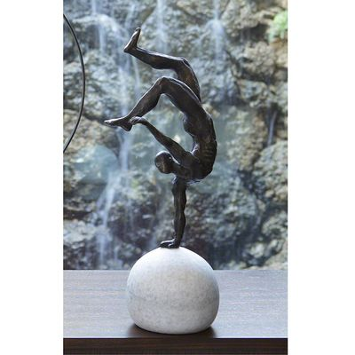 Such an accomplishment! Global Views One Hand Balancing Act, 8.81676, is $297.50 at Interior HomeScapes! Fast, Free SHIPPING! No Tax. Price Guarantee. Visit our store for all your Global Views products today.