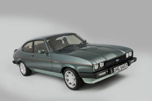 Ford Capri 2.8 Injection (1982)