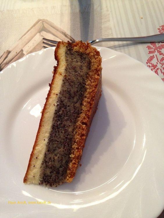 Mohn-Schmand-Kuchen | kandil.de