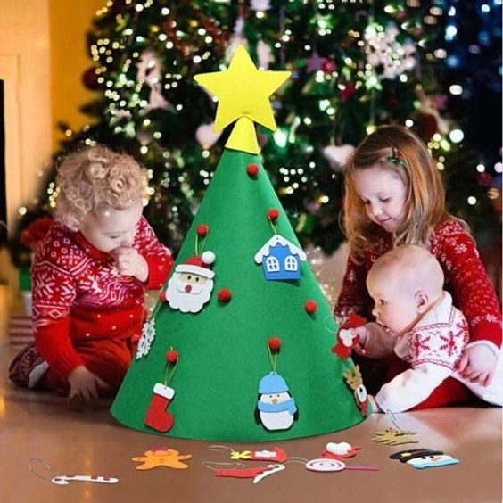 Toddler XMAS Tree - Toddler Christmas Tree