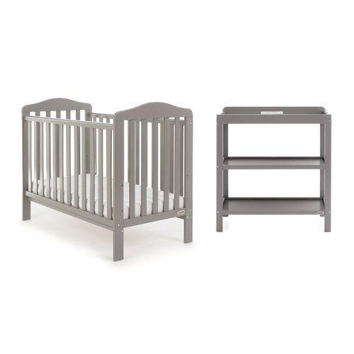 Ludlow Cot 2 Piece Nursery Furniture