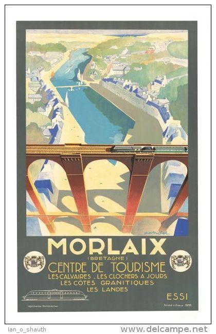 Réclame pour Morlaix