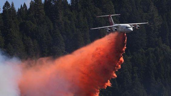 King Fire -  has burned 89,574 acres . . . latimes.com (9-23-14 update)
