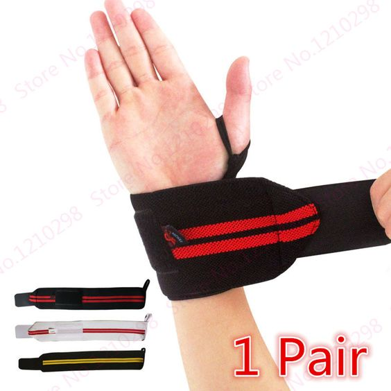 Find More Wrist Support Information about Thumb Loop Wrist Bandage Basketball…