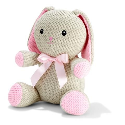 This cute beige woven bunny from Kmart Garden City would make an