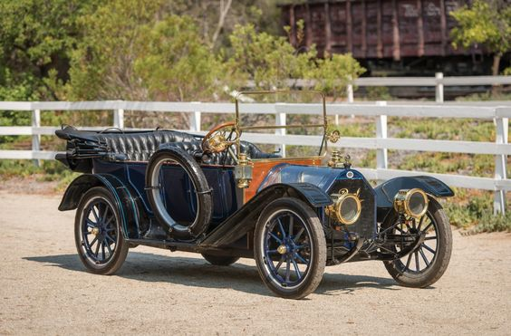 1912 Regal Model T Touring