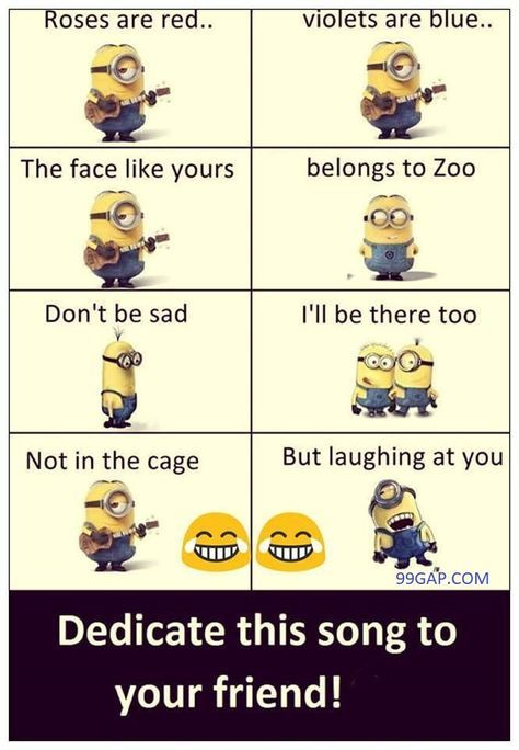 Best Memes Best Friends Funny Minions Quotes 62 Ideas In 2020 Funny Friend Memes Friends Quotes Funny Best Friends Funny