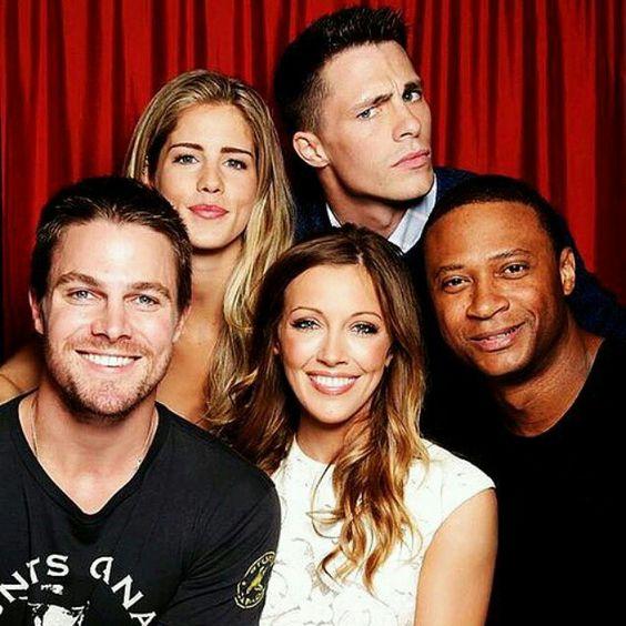 Team #Arrow