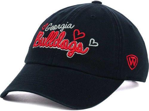 """Georgia Bulldogs NCAA TOW """"Sweetie"""" Adjustable Hat New #TopoftheWorld #GeorgiaBulldogs"""