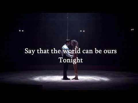 Zac Efron And Zendaya Rewrite The Stars Lyrics Youtube The