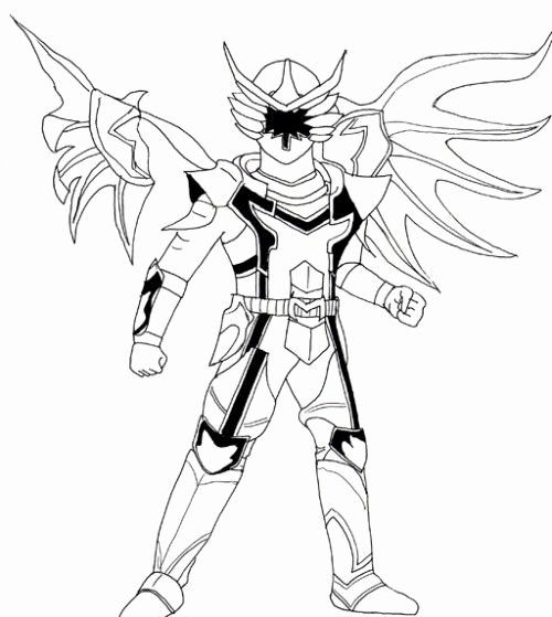 Red Power Ranger Coloring Page New Gold Power Ranger Dino Charge